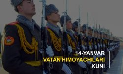 "14-Yanvar ""Vatan himoyachilari"" kuni"